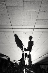 2019-06-10_08-41-38 (jumppoint5) Tags: silhouette together street people hat blackandwhite bnw city urban contrast creative