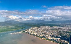 Departing Cairns (simonmgc) Tags: cairns queensland