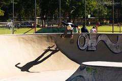 Domingo é dia de skate! (CRMacedonio) Tags: skate esporte piracicaba crmacedonio brasil olimpíada parque park relax desafio saúde health style radical skateboarding