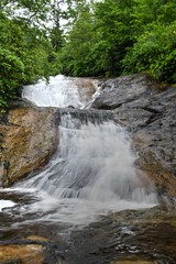 Bubbling Spring Branch Cascades (esywlkr) Tags: cascades waterfall nc northcarolina pisgahnationalforest nature landscape bubblingspringbranchcascades