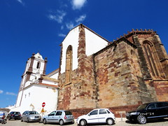 Silves Cathedral (Gerald (Wayne) Prout) Tags: silvescathedral cityofsilves silvesmunicipality faro algarve southernportugal portugal prout geraldwayneprout canon canonpowershotsx60hs powershot sx60 hs digital camera photographed photography architecture cathedral gothic romancatholic muslimmosque moors 1755earthquake renovations reconquest sandstone structure silves city municipality portuguese ancient historical 1189