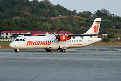 Malindo Air ATR 72-600 9M-LMJ (EK056) Tags: malindo air atr 72600 9mlmj langkawi international airport