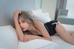 III00352 (HwaCheng Wang 王華政) Tags: 蕭卉君 亮亮 紅豆妹 md model portraiture sony a7r3 ilce7rm3 a7r mark3 a9 24 35 85 gm ilce9