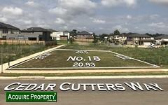 18 Cedar Cutters Way, Bella Vista NSW