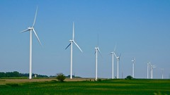 Harnessing the power of nature. (JBDPICS1) Tags: windturbines dexterminnesota