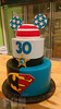 Special-heroe-cake (Ale - Bakeandfun) Tags: cake fondantcake lakewoodranch specialty superhereo