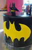 Batman Playmobil Cake (Ale - Bakeandfun) Tags: cake fondantcake lakewoodranch specialty superhereo batman