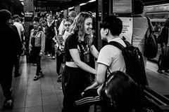 20190607-_DSF8716 (Runs With Scissors) Tags: nyc x100t ©kensteinphotography brooklyn subway