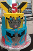 Transformers cake (Ale - Bakeandfun) Tags: cake fondantcake lakewoodranch specialty superhereo