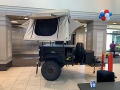Camping Rig (Smalltowntx87) Tags: brand new cars automotive dealership dodge chrysler fiat scat pack 2019 2018 charger challenger ta hemi 57 64 sublime pearl hellcat redeye 707hp b5 blue srt american muscle ram 1500 longhorn trucks plum crazy purple