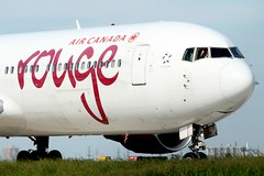 Boeing 767-3Q8 ER (dejuczi) Tags: boeing767 rouge aircanadarouge yyz torontopearson