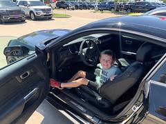 Shelby GT350 (Smalltowntx87) Tags: brand new cars automotive dealership dodge chrysler fiat scat pack 2019 2018 charger challenger ta hemi 57 64 sublime pearl hellcat redeye 707hp b5 blue srt american muscle ram 1500 longhorn trucks plum crazy purple