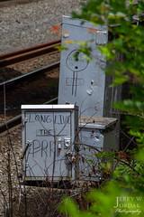 Well Put (jwjordak) Tags: relaybox graffiti prr positionlight signal pennsylvaniarailroad train portage pennsylvania unitedstatesofamerica