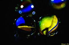 Marbles (Illidge W) Tags: macro mondays childhood toys