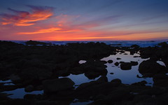 Sunset at Asilomar (jamestapatio) Tags: sunset beach landscape f18 asilomar monterey pacificgrove canon6d