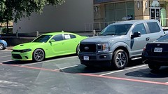 IMG_2513 (Smalltowntx87) Tags: 2019 dodge charger scat pack automotive dealership brand new car sublime green pearl 392 hemi 64 57 iphone xs max fiat chrysler 485hp srt