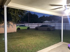 IMG_2533 (Smalltowntx87) Tags: 2019 dodge charger scat pack automotive dealership brand new car sublime green pearl 392 hemi 64 57 iphone xs max fiat chrysler 485hp srt