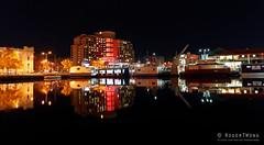 20190609-27-Hobart Constitution Dock at Dark MOFO (Roger T Wong) Tags: 2019 australia constitutiondock darkmofo grandchancellor hobart rogertwong sel28f20 sony28 sonya7iii sonyalpha7iii sonyfe28mmf2 sonyilce7m3 tasmania night red reflection water