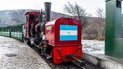 The End of the World Train in Ushuaia - 03100 (Jorge A Miguel) Tags: ushuaia provinciadetierradelfuego argentina