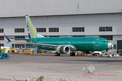 7606 737-8 SunExpress (737 MAX Production) Tags: b737 boeing boeing737max boeing737 boeing7378 boeing7378max 76067378sunexpress