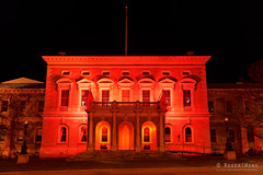 20190609-26-Hobart at Dark MOFO (Roger T Wong) Tags: 2019 australia darkmofo hobart rogertwong sel28f20 sony28 sonya7iii sonyalpha7iii sonyfe28mmf2 sonyilce7m3 tasmania townhall building night red