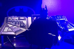 1624-160 Bat Computer (misterperturbed) Tags: lifx enterprise diorama brokenbow artasylum diamondselect batman dccomics mezco startrekenterprise onyxedition one12collective mezcoone12collective sovereignknight