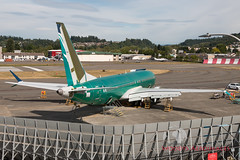 7593 44253 737-8 Silk Air (737 MAX Production) Tags: b737 boeing boeing737max boeing737 boeing7378 boeing7378max 7593442537378silkair