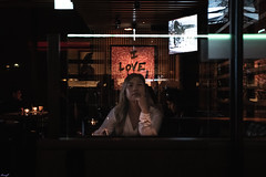 i love 💁‍♀️ (Van_tage point) Tags: candlelit toronto iloveyou dinner photography