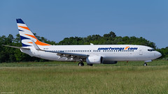 OM-IEX / Boeing B-737.8BK / SmartWings Slovakia (PBe1958) Tags: transportation lietadlo aircraft airplane aero aeroplane airliner boeing b738 b7378bk tvq smartwingsslovakiaairexplore bts bratislavaivankamrštefánik