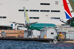 7598 44079 N913AK 737-9 Alaska Airlines (737 MAX Production) Tags: b737 boeing boeing737max boeing737 boeing7378 boeing7378max 759844079n913ak7379alaskaairlines