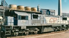 Mt Isa (andrewsurgenor) Tags: trains clyde emd diesel locomotive queenslandrailways qr railroad railway rail railfan railways queensland australia