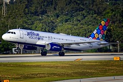I could use a vacation (taddzilla) Tags: jetblue n603jb jet airbus a320 a320232 2352 fll kfll departure flight liftoff runway vacationslivery plane browardcounty fortlauderdale florida 2019 allrightsreserved