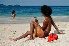 Brasil (alobos life) Tags: copacabana nice beautiful cute brazilian boy garoto rio de janeiro brasil brazil skinny beach playa mar sea