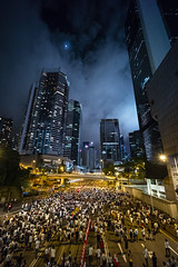 Demo against controversial extradition law (人間觀察) Tags: demonstration demo hongkong city
