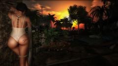 Second Chance at H.A.M. (Renascentia11) Tags: maui swingers resort solo sunset renni renascentia ham happy ass monday