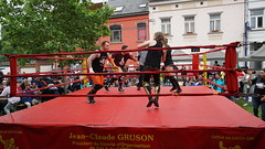 2019-06-09_17-20-13_ILCE-6500_DSC07097 (Miguel Discart (Photos Vrac)) Tags: 2019 27mm belgie belgique belgium catch combatdelutte courtsaintetienne courtstetienne e18135mmf3556oss focallength27mm focallengthin35mmformat27mm ilce6500 iso200 kevinrahino kevinvaldez lutte mbm snb sony sonyilce6500 sonyilce6500e18135mmf3556oss sport superstarwrestling wrestling wrestlingmatch