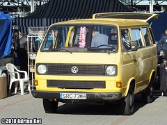 Volkswagen Transporter T3 (Adrian Kot) Tags: volkswagen transporter t3
