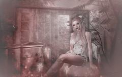 Evening Fae (*Sara Jane*) Tags: secondlife fantasy fae second life