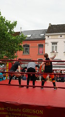 2019-06-09_17-29-19_ILCE-6500_DSC07476 (Miguel Discart (Photos Vrac)) Tags: 2019 34mm belgie belgique belgium catch combatdelutte courtsaintetienne courtstetienne e18135mmf3556oss focallength34mm focallengthin35mmformat34mm ilce6500 iso320 kevinrahino kevinvaldez lutte mbm snb sony sonyilce6500 sonyilce6500e18135mmf3556oss sport superstarwrestling wrestling wrestlingmatch