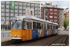 Tram Budapest - 2019-13 (olherfoto) Tags: tram tramcar tramway strasenbahn villamos budapest ungarn hungary bkv ganz