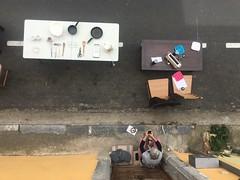 Stillleben - Flohmarkt - fast alles verkauft