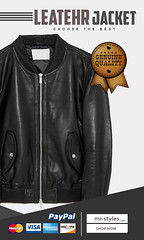 Create-a-cool-look-with-our-latest-branded-fashion-leather-jacket (mrstyles137) Tags: leather jackets mens fashion leatherjackets menswear fashionjackets