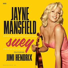 Jayne Mansfield - Suey (poedie1984) Tags: jayne mansfield vera palmer blonde old hollywood bombshell vintage babe pin up actress beautiful model beauty hot girl woman classic sex symbol movie movies star glamour icon sexy cute body bomb 50s 60s famous film kino celebrities pink rose filmstar filmster diva superstar amazing wonderful american goddess mannequin black white blond sweater cine cinema screen gorgeous legendary iconic color colors muziek music vinyl lp suey featuring jimi hendrix busty boobs décolleté lippenstift lipstick violin viool