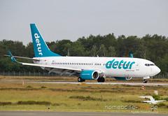 B738_XC_TC-TJJ Kopie (Sebastian_Schwakenberg) Tags: boeing 737 737800 xc corendon airlines detur fmo eddg münsterosnabrück airport canon