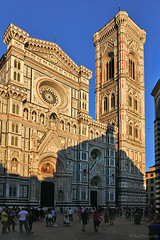 Tuscany: Florence, Piazza del Duomo (Henk Binnendijk) Tags: duomodifirenze cattedraledisantamariadelfiore italy italia italië firenze florence tuscany toscana toscane piazzadelduomo