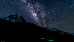 Home Under Our Galactic Home (Neha & Chittaranjan Desai) Tags: milky way galaxy universe home himalayas ama dablam mountain nepal night astro photography nature travel landscape