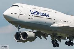 Lufthansa Boeing 747-830 D-ABYM Bayern (895426) (Thomas Becker) Tags: lufthansa dlh boeing b747 747 830 800 b748 748 dabym bayern staralliance cn37837 ln1494 020214 280214 lh721 beijing peking pek fraport flughafen airport aeroport aeropuerto aeroporto fra eddf frankfurt plane spotting aircraft airplane avion aeroplano aereo 飞机 vliegtuig aviao аэроплан samolot flugzeug germany deutschland hessen rheinmain nikon d800 nikkor 70200 vrii fx raw gps aviationphoto cthomasbecker 190601 arrival noseshot geotagged geo:lat=50039523 geo:lon=8596970 aerotagged aero:airline=dlh aero:man=boeing aero:model=747 aero:series=800 aero:tail=dabym aero:airport=eddf