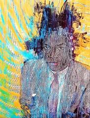 Jean Michel Basquiat (franck.sastre) Tags: basquiat newyork art painting colors picture artist