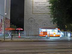 Snackbar (Merodema) Tags: duister donker avond evening dark imbiss schnell fastfood stad city