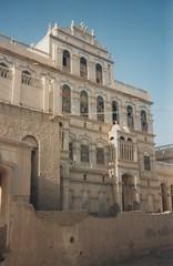 Palais du Gouverneur à Say'un (Jauss) Tags: yemen yémen sayun سيئون اليَمَن palais palace hadramaout واديحضرموت